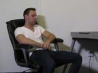 Brandon Evans fucking Damien Kyle